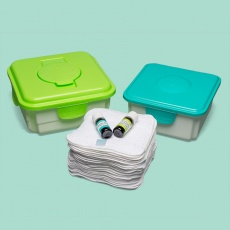 Toilet Paper Alternative Wipes & Kits