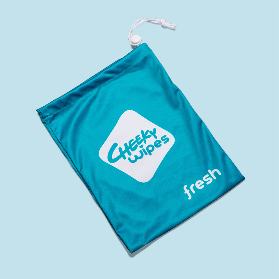 Fresh Wipes Out and About bag