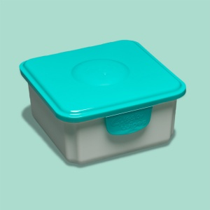 Baby Wipe Container - Store Your Fresh Wet Wipes