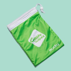 Mucky Wipes Out and About Bag