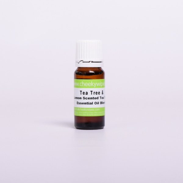 Tea Tree & Tea Tree Lemon Essential Oil Baby Wipes Soaking Solution
